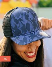 Rapper Camou Cap