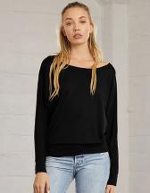 Flowy Off The Shoulder T-Shirt